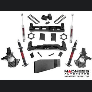 "Chevy Silverado 1500 4WD Suspension Lift Kit w/ N3 Shocks & Struts - 5"" Lift"